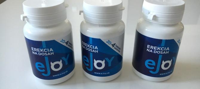 eJoy – recenzia a cena, zloženie, dávkovanie, predaj