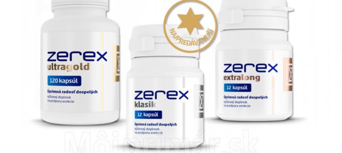 Zerex –  recenzia a cena, zloženie, dávkovanie, predaj