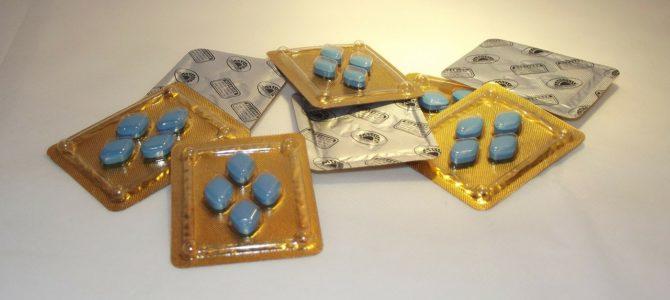 Modrá tabletka bez lekárskeho predpisu môže spôsobiť problémy