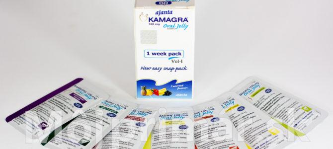 Kamagra – recenzia a cena, zloženie, dávkovanie, predaj